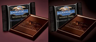 Our Best Freebie Yet? Ghirardelli Dark Chocolate