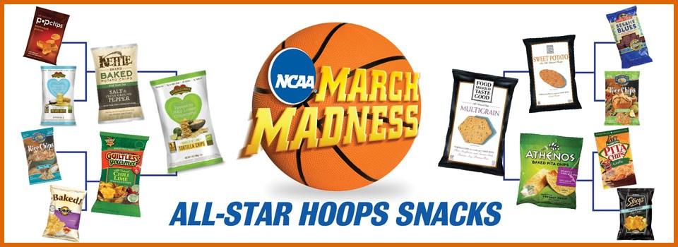 NCAA March Madness slider