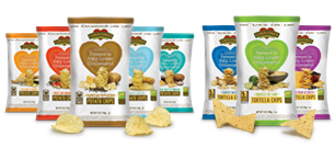 Corazonas Heart-Smart Snack Chips