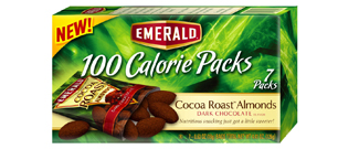 Emerald Cocoa Almonds