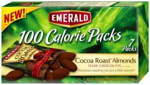 Emerald Cocoa Rosted Almonds