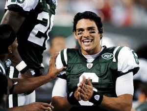 Mark Sanchez Images NY Jets QB