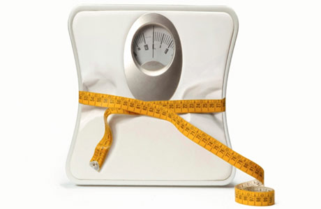 measure food for weight loss