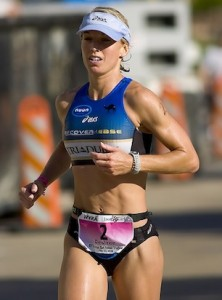 Desiree Flicker pro Triathlete