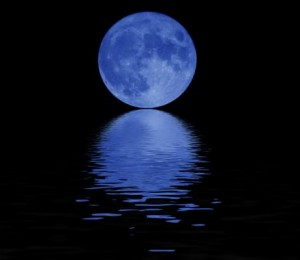 Blue Moon Photo