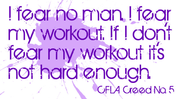 CFLA Creed No. 5