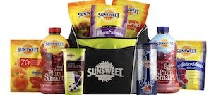 Sunsweet Gift Bag