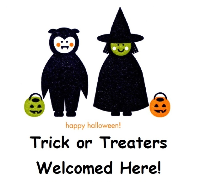 trick or treaters grapchis