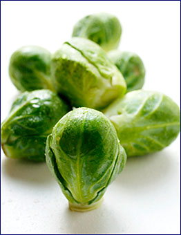 how to cook frozen brussel sprouts in microwave