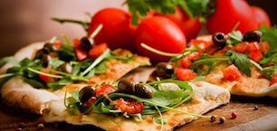 Pizza_Vegetarian