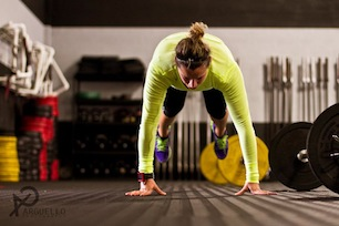 Burpees the best exercise