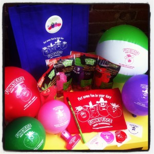 Funny Face prize pack