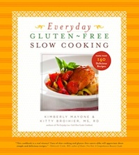 Everyday  Gluten Free Slow Cooking cookbook