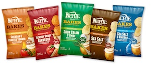 Win Kettle Brand Baked Chips!
