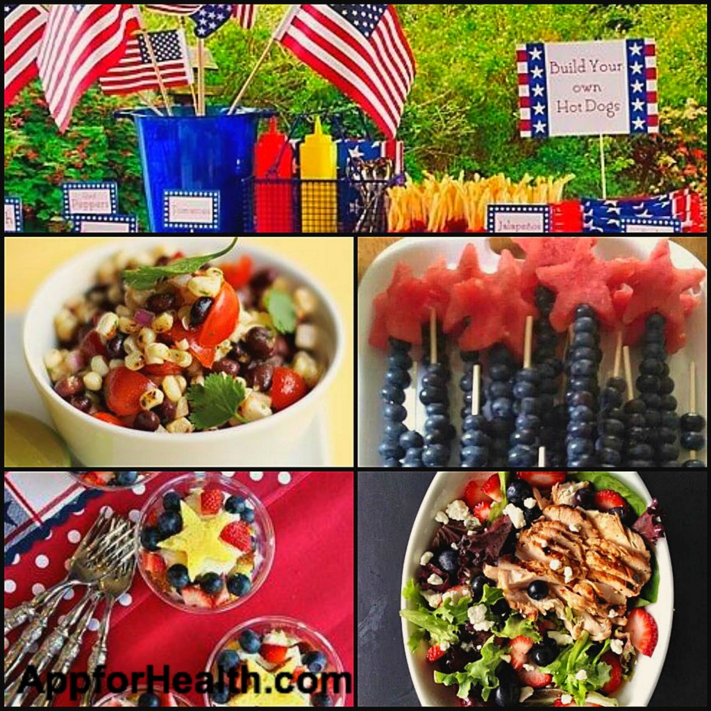 July fourth food