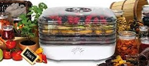 Win A Ronco Food Dehydrator!