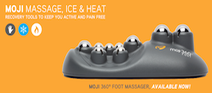 Win A Moji Foot Massager and Give Your Tootsies some TLC!