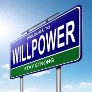 strengthen your willpower