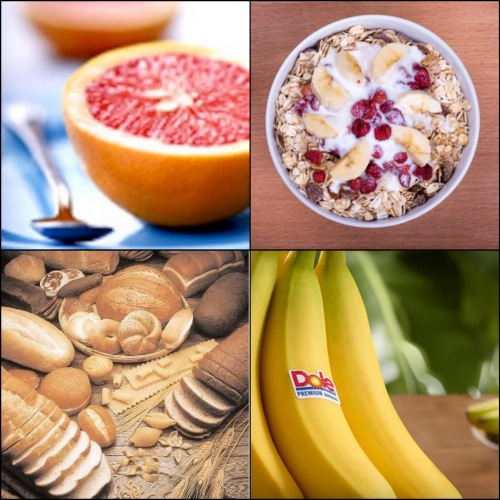 Glycemic Index List of Foods