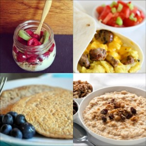 best protein breakfasts