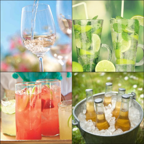 A Calorie Guide To Summer Alcoholic Drinks