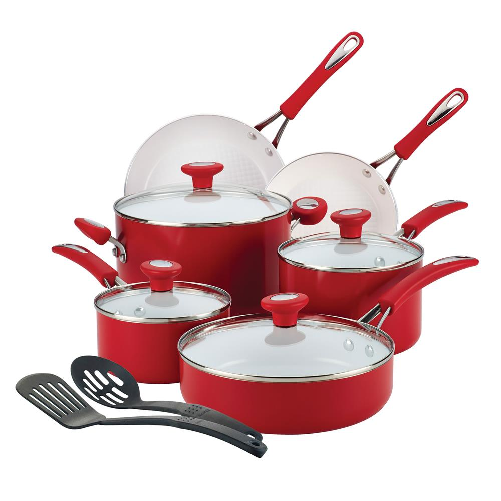 Win a silverstone ceramic cookware set for Art cuisine evolution 10 piece cooking set