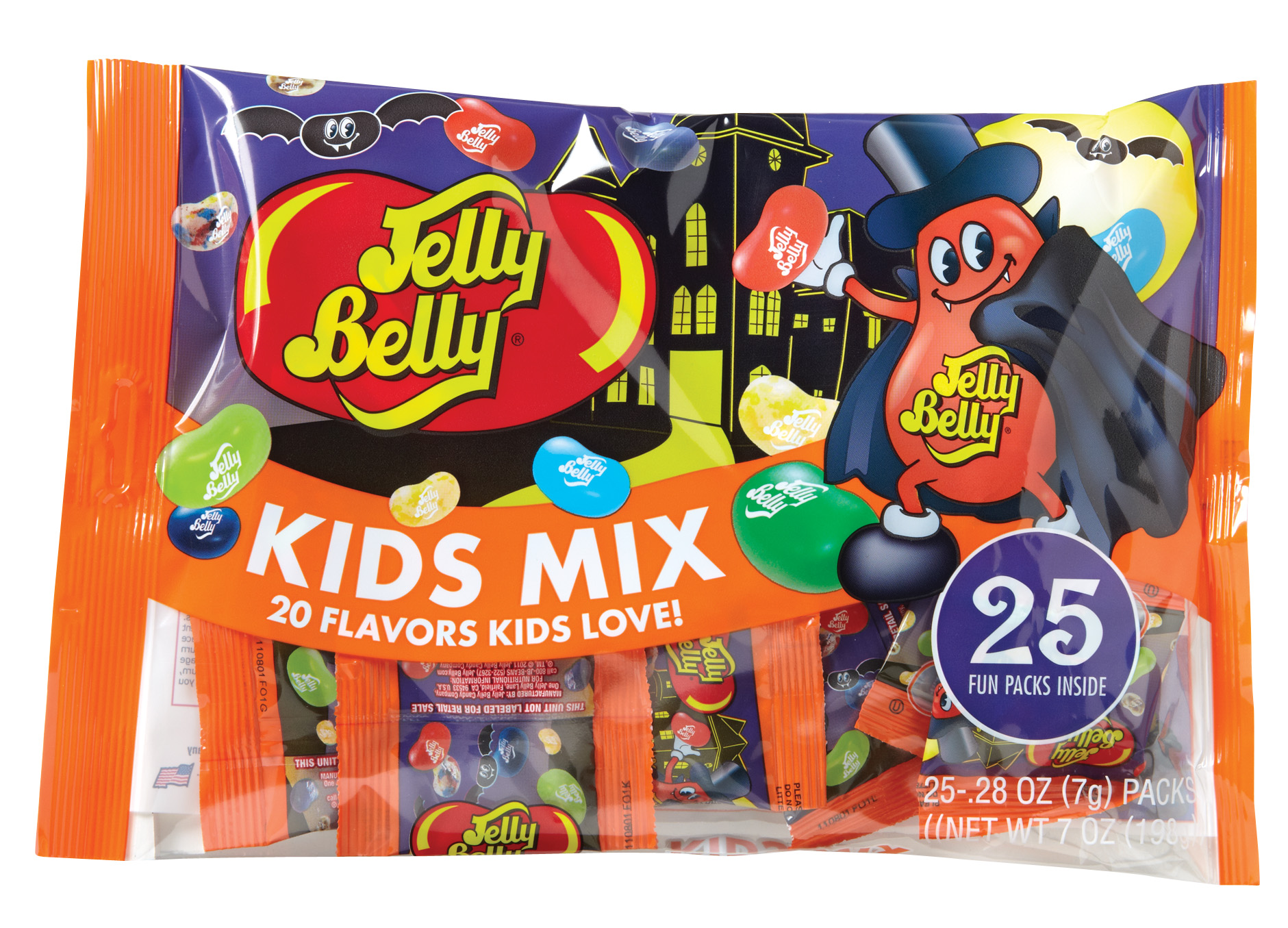 Win Jelly Belly Fun Packs!