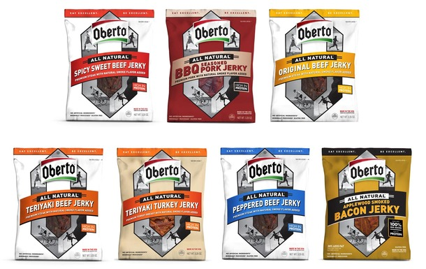 Win Oberto All-Natural Jerky