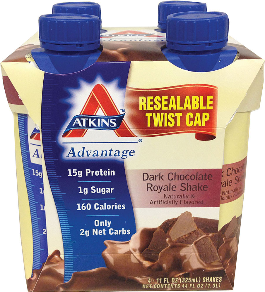 Atkins Bars And Shakes