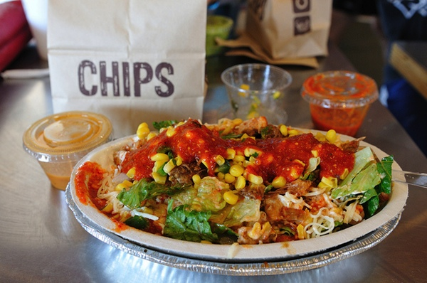 Eat This, Not That: Fast Food Mexican Meals