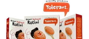 Win a case of TOLERANT Red Lentil Pasta!