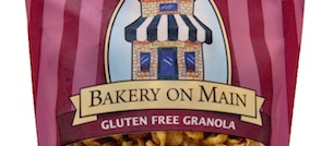 Bakery On Main Gluten Free Granola Giveaway