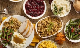 How Much Exercise it Takes to Burn Off Thanksgiving Dinner Calories