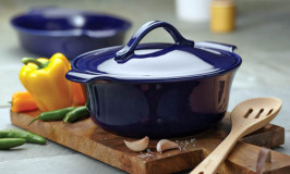 Win A Stoneware Casserole Dish from Anolon!
