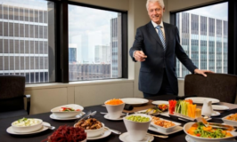 bill clinton's plant based diet
