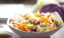 Healthy Asian Chicken Salad