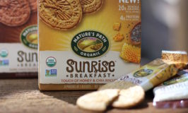 Check Them Out: Nature's Path Organic Sunrise Breakfast Biscuits