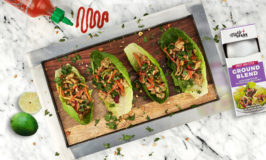 Paleo-Perfect Thai Chicken Lettuce Wraps