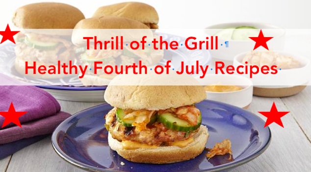 Healthy Fourth of July Cookout Menu Ideas