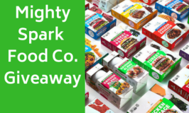 Enter Our Mighty Spark Food Co. Giveaway